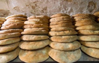 Khobz Moroccan Bread at