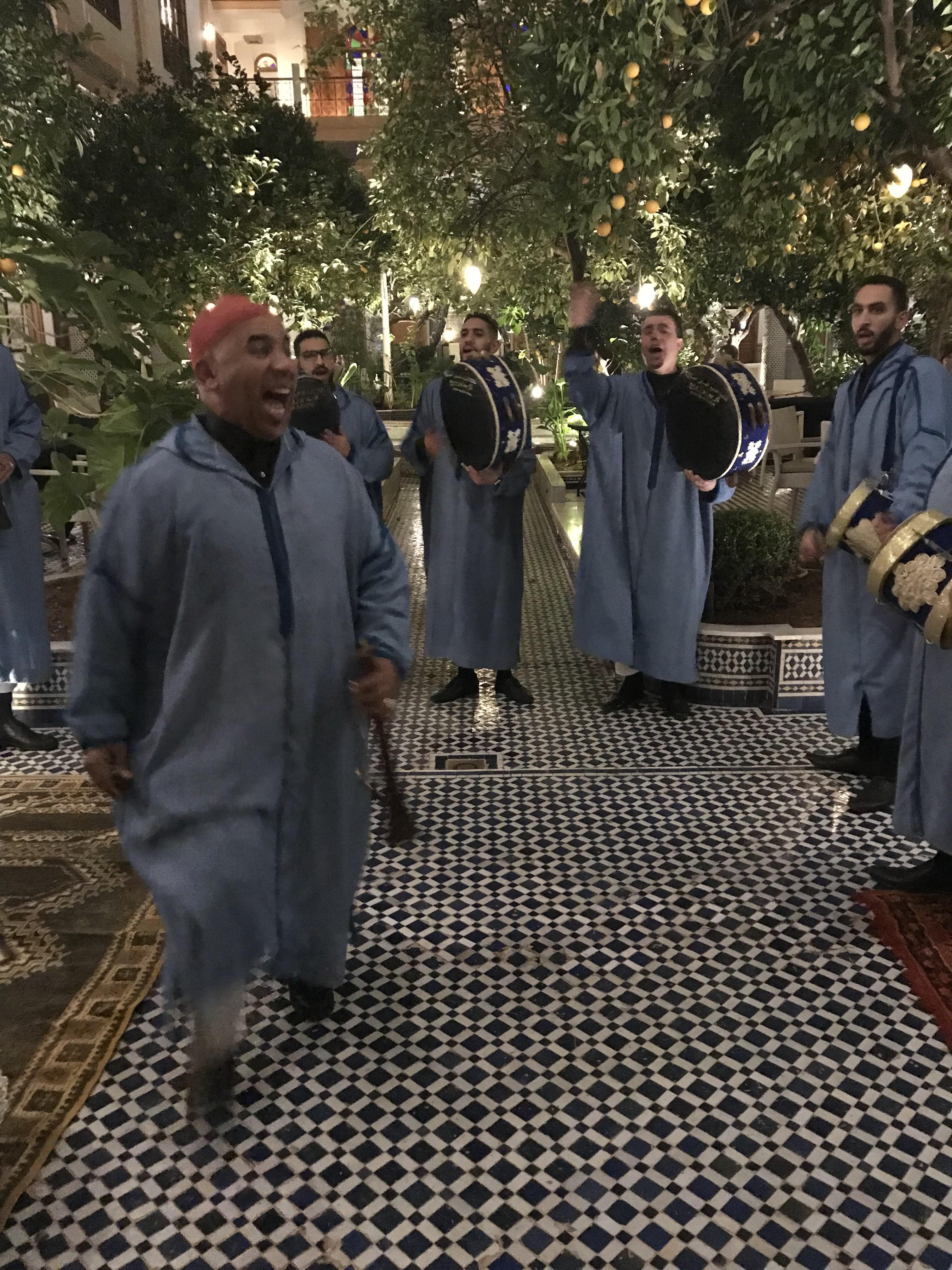 Thanksgiving meets Eid Al Mawlid