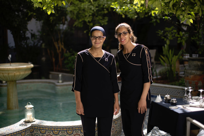 Moroccan Women Chefs