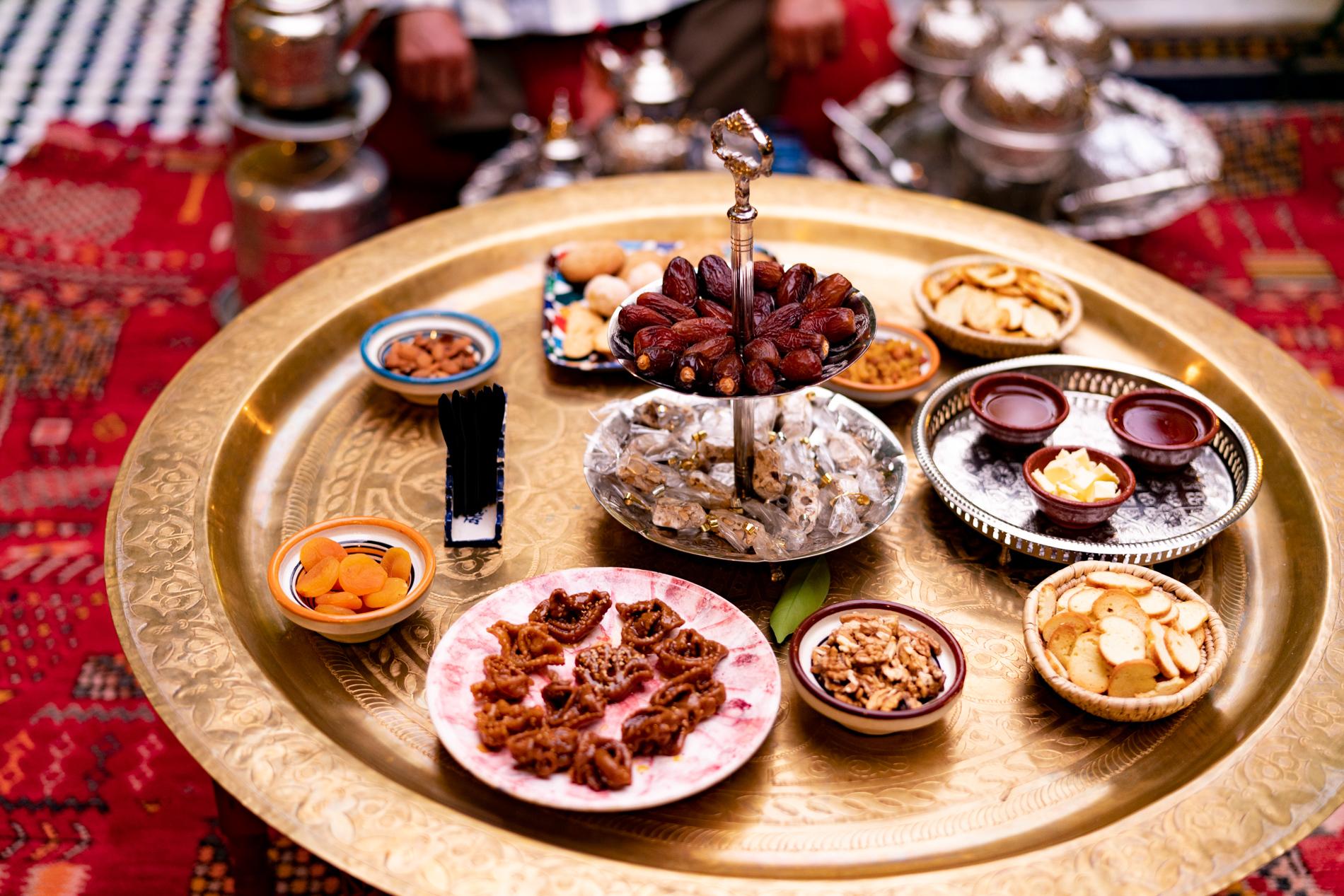 Moroccan Mrouzia Recipe