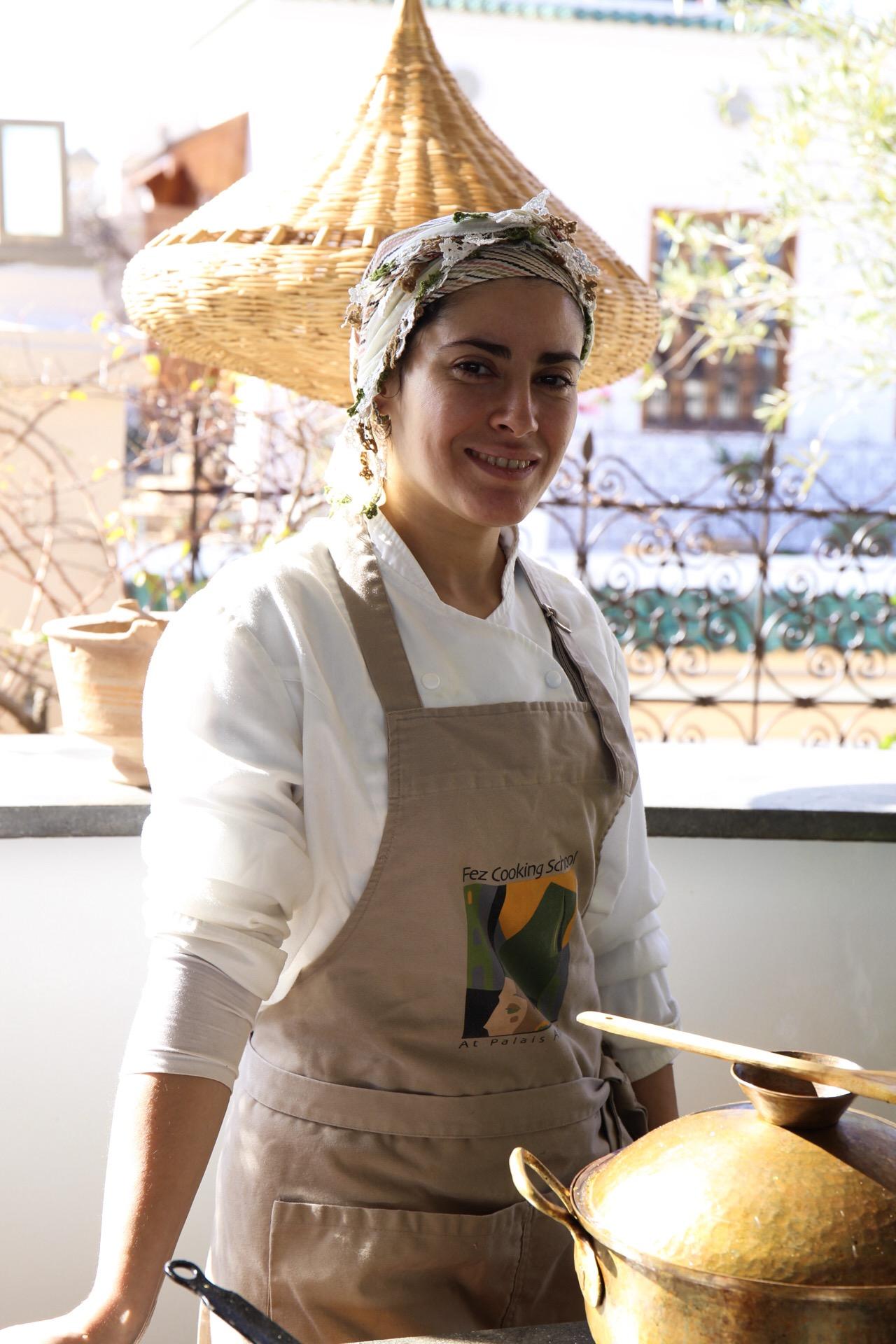 Fez Cooking School
